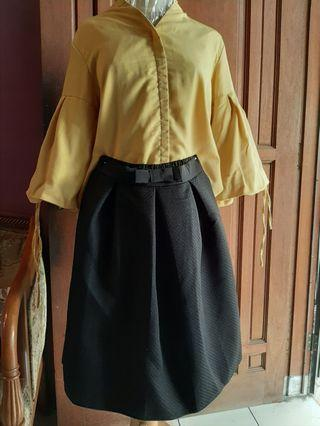 Blouse & Skirt