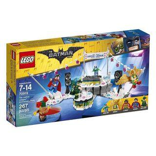 The Batman Movie Lego 70919 The Justice League Anniversary Party
