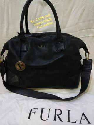 ORIGINAL Furla Black Bag