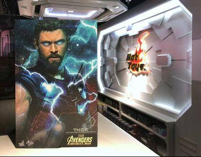 Hottoys 雷神 MMS474 Avengers 3 infinity war Thor