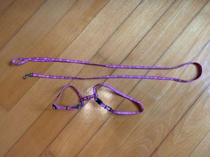 貓帶 harness and leash for cats