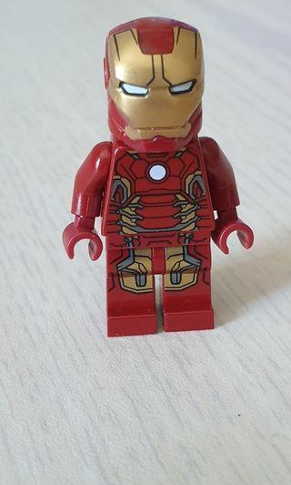 Lego iron man mark 43