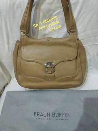 ORIGINAL Braun Buffel Bag