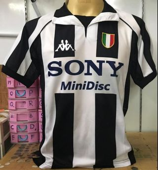 34a2a1d45d6 Juventus 1996 97 Retro Jersey