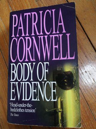 🚚 Body of Evidence (Patricia Cornwell)