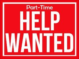 Part-time stall assistant wanted