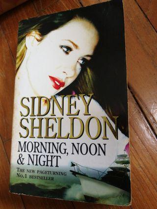 🚚 Morning, Noon and Night (Sidney Sheldon)