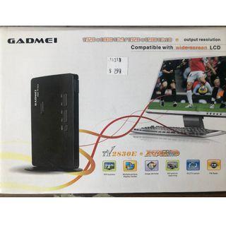 GADMEI XGA TV BOX
