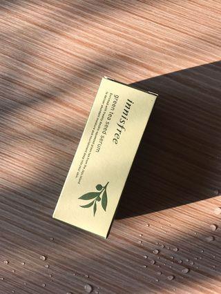🚚 Innisfree 綠茶籽保濕精華液 80ml