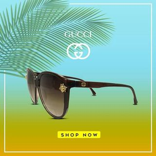 0c7cd54f020 SALE Gucci Bee Sunglasses Gucci Shades Gucci Sunglasses