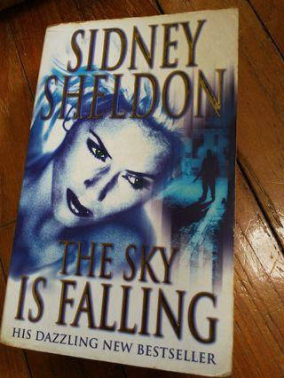 🚚 The Sky is Falling (Sidney Sheldon)