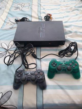 Modded Fat Playstation 2 Console