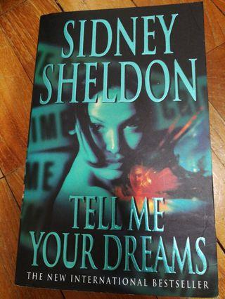 🚚 Tell Me Your Dreams (Sidney Sheldon)