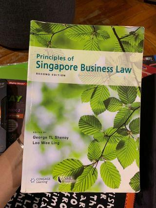 🚚 Singapore Business Law