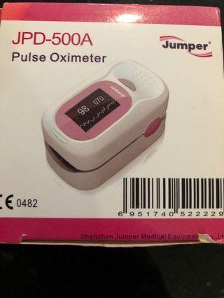 🚚 Pulse Oximeter