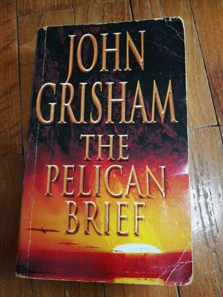🚚 The Pelican Brief (John Grisham)