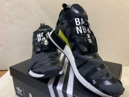 adidas x a bathing ape x Neighbourhood NMD STEALTH