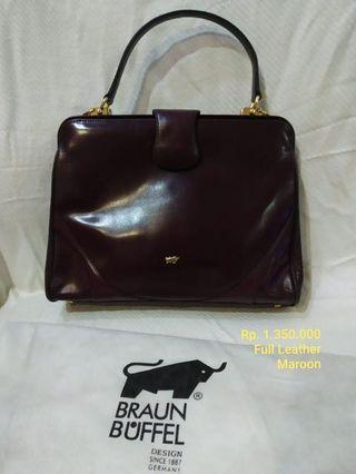 ORIGINAL Braun Buffel