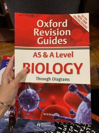 🚚 Oxford Biology revision guide