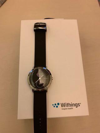 Withings 運動智能手錶