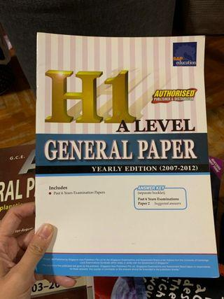 General Paper TYS