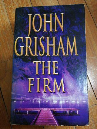 🚚 The Firm (John Grisham)