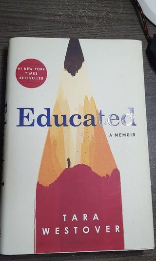 Educated by Tara Westover ( Hardcover )