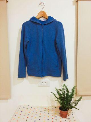 Lativ 女款 Dry-fit 淺藍長袖外套 尺寸S