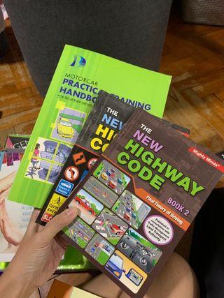 🚚 Singapore highway code books