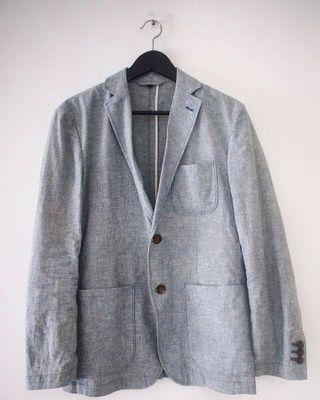 Muji Linen Jacket