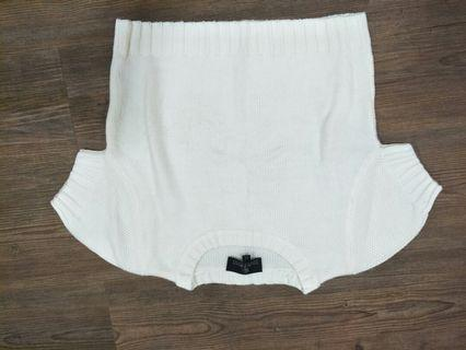 Doublewoot White Top Size M