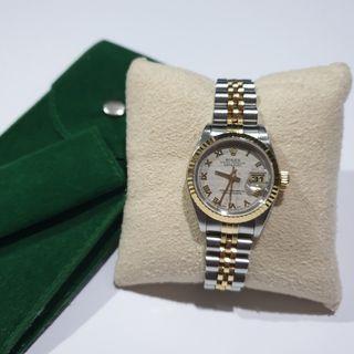 🚚 Rolex Datejust Ladies Watch