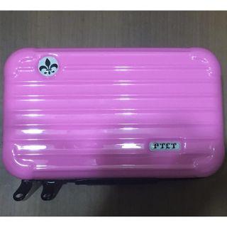 多功能迷你旅行箱造型收納包
