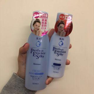🚚 《用過一次》專科化妝水、專科保濕乳液