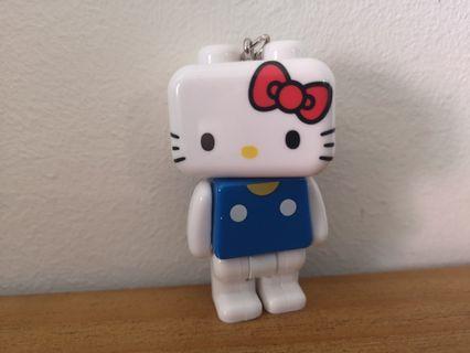 Hello Kitty匙扣LED燈