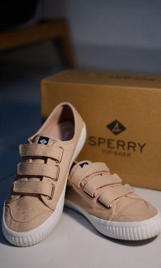 Sepatu Woman Sperry Soft Pink