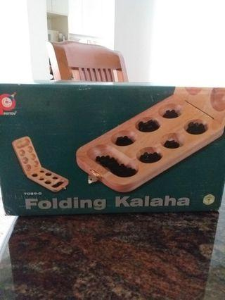 🚚 Folding Kalaha (table game)