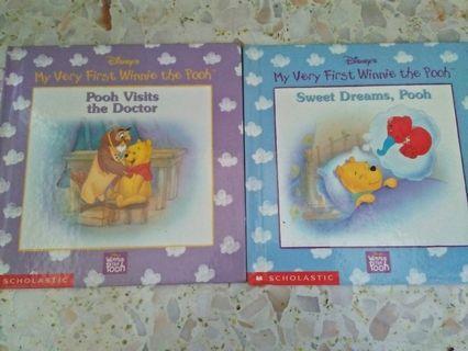 Winnie the Pooh Story Book #KLSentral