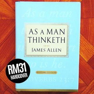As a Man Thinketh (2009, Keepsake Edition) by James Allen