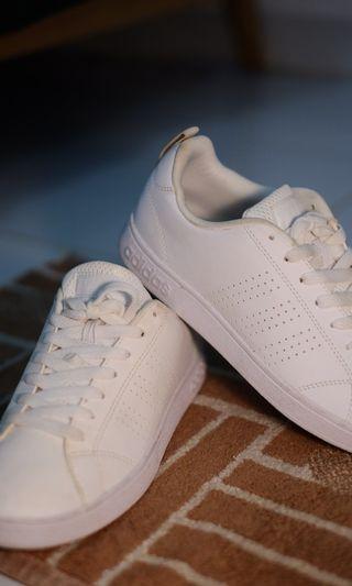 Adidas Neo All White Woman