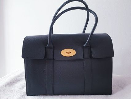 c34b2762899c Mulberry New Bayswater - Black 10 10 condition