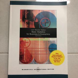 🚚 Basic Statistics for Business & Economics (8th Edition)