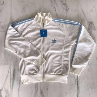 White Adidas Jacket!