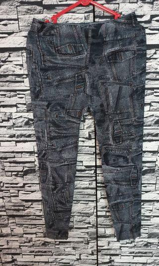 Legging Jeans Design 1