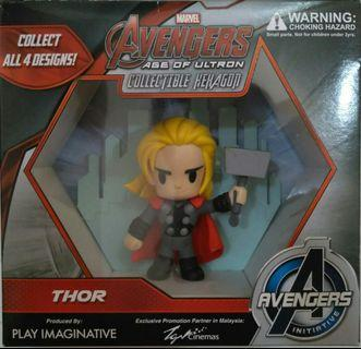 Avengers: Thor Collectible Hexagon
