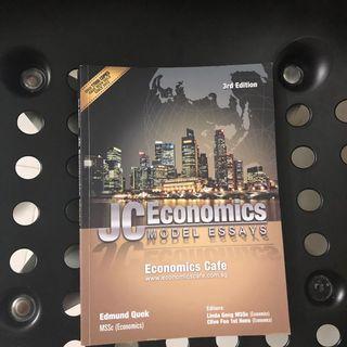 🚚 JC Economics Model Essays (3rd Edition)