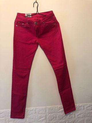 Brand new stretching jeans in pink