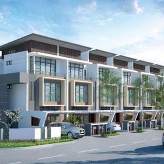 Taman putra prima Landed freehold double storey corner unit