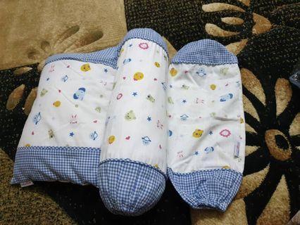 Baby cot bumper