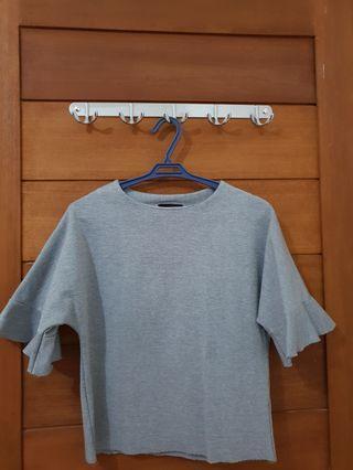 Grey Soft Top